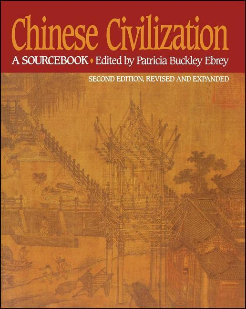 Chinese Civilization: A Sourcebook, 2nd Ed als Taschenbuch