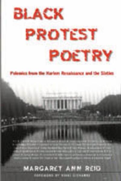 Black Protest Poetry als Buch von Margaret Ann ...