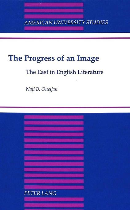 The Progress of an Image als Buch von Naji B. O...