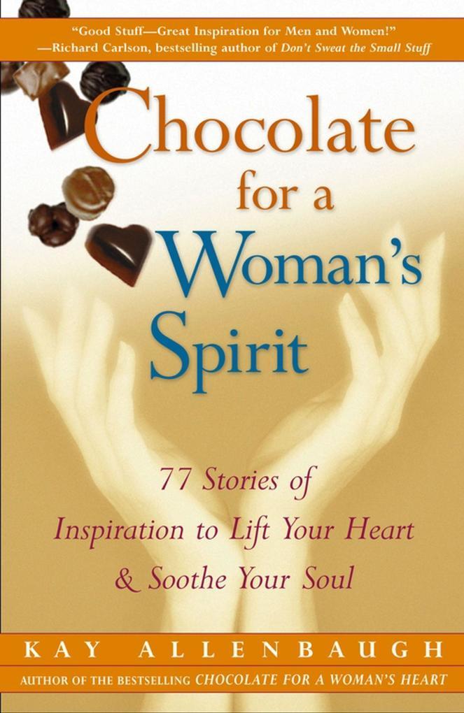 Chocolate for a Woman's Spirit als Taschenbuch