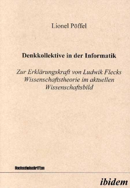 Denkkollektive in der Informatik als Taschenbuc...