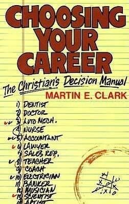 Choosing Your Career als Taschenbuch