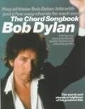 BOB DYLAN - THE CHORD SONGBK