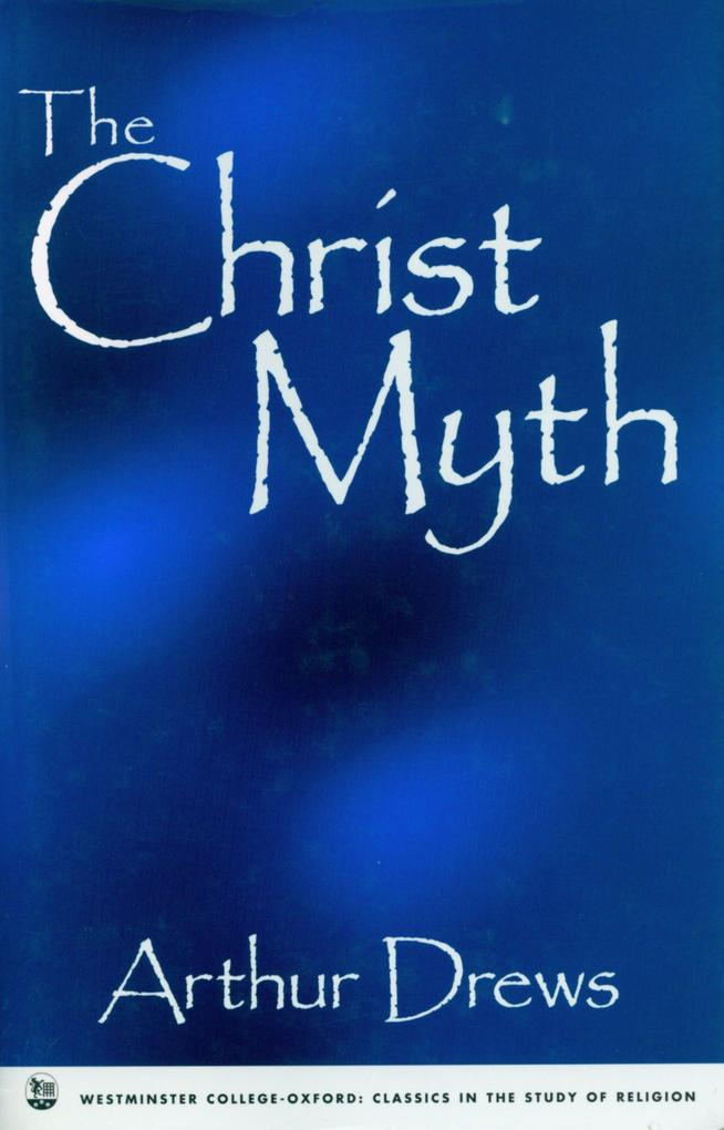 The Christ Myth als Buch