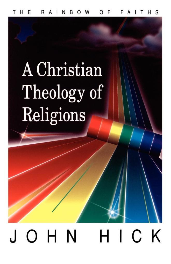 A Christian theology of religions als Taschenbuch