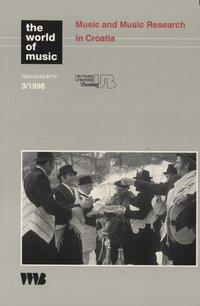 Music and Music Research in Croatia als Buch von