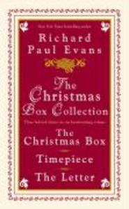 The Christmas Box Collection: The Christmas Box Timepiece the Letter als Taschenbuch