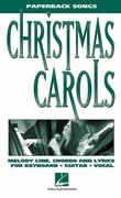 Christmas Carols - Paperback Songs