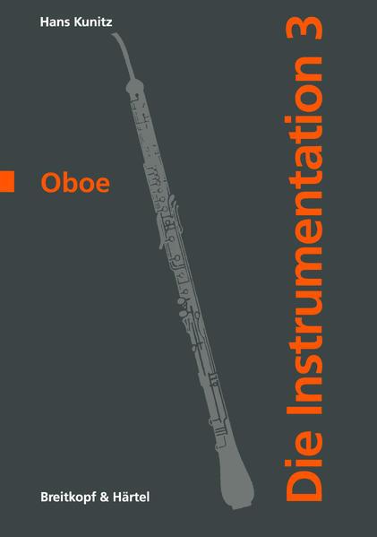 Die Instrumentation 3 / Oboe als Buch von Hans ...