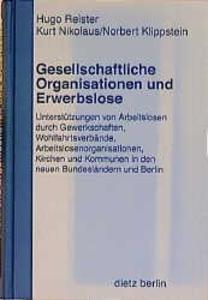 Gesellschaftliche Organisationen und Erwerbslos...