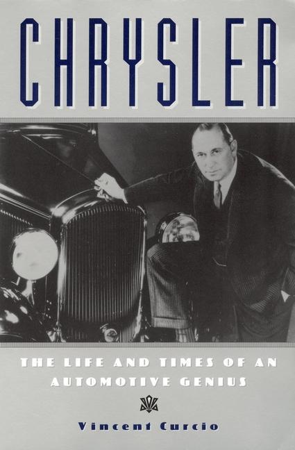 Chrysler als Taschenbuch