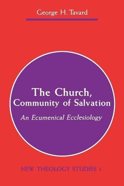 The Church, Community of Salvation als Taschenbuch