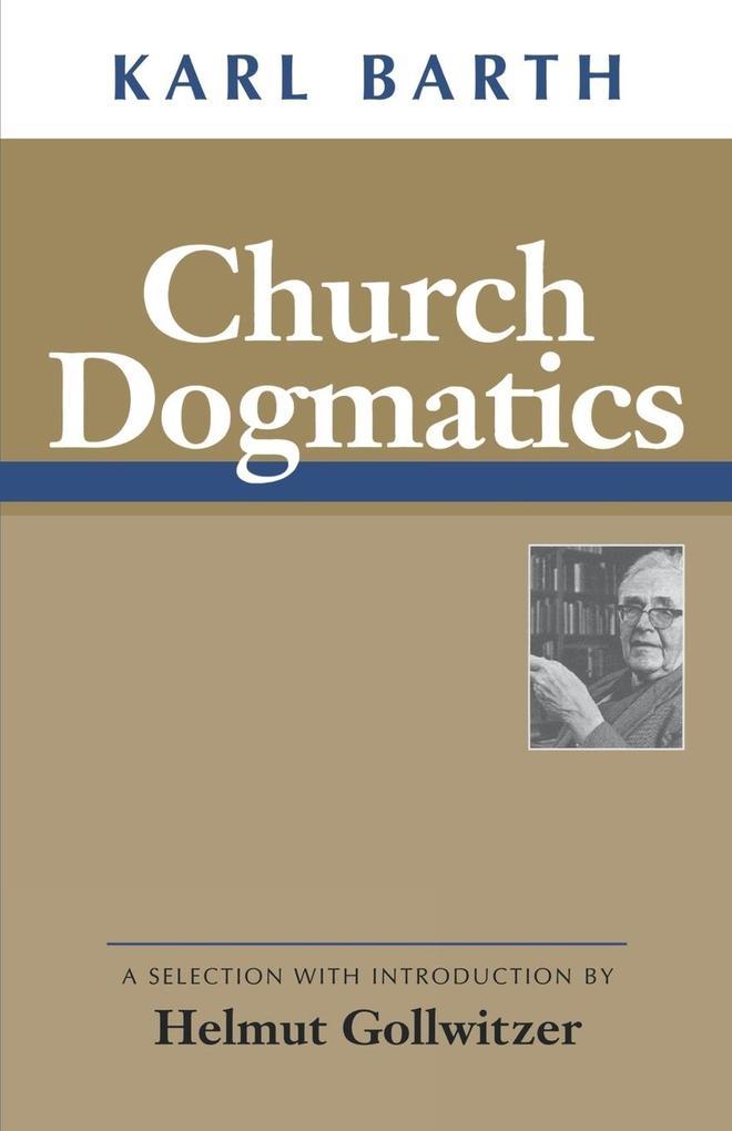 Church Dogmatics als Taschenbuch