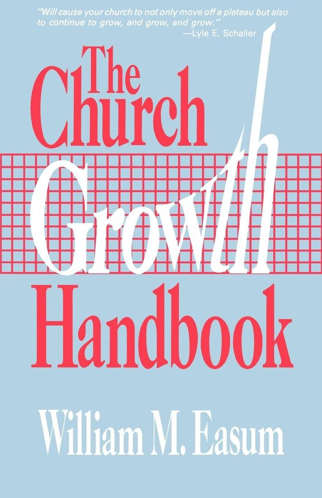 The Church Growth Handbook als Taschenbuch