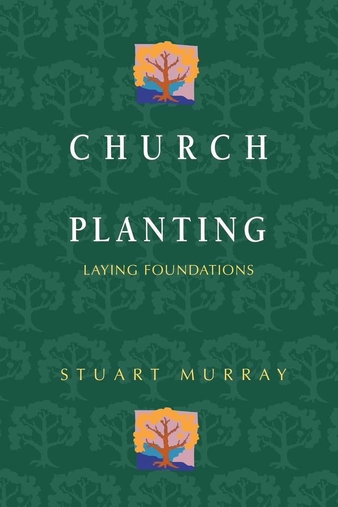 Church Planting: Laying Foundations als Taschenbuch