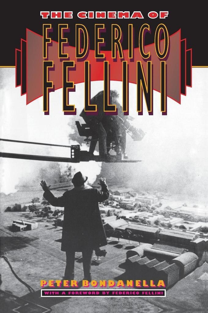 The Cinema of Federico Fellini als Taschenbuch
