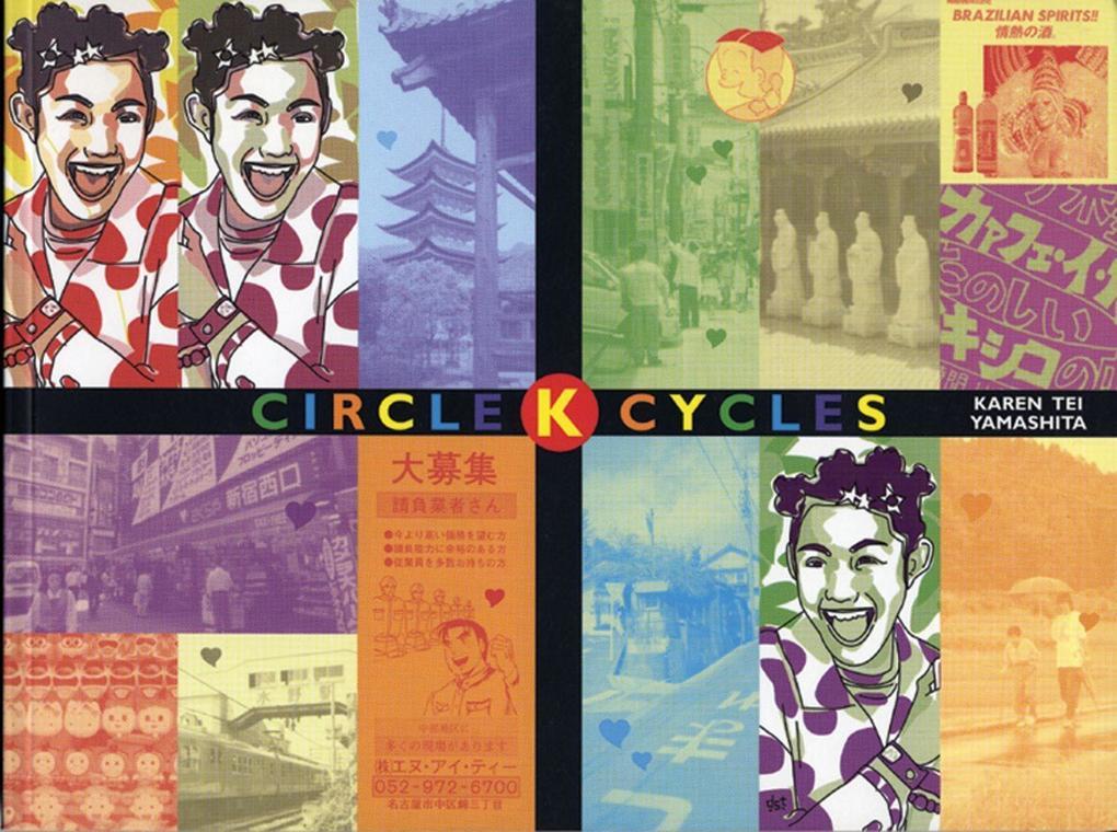 Circle K Cycles als Taschenbuch