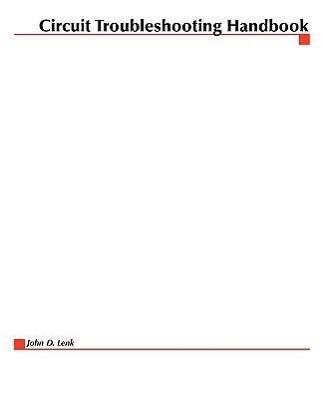 Circuit Troubleshooting Handbook als Taschenbuch