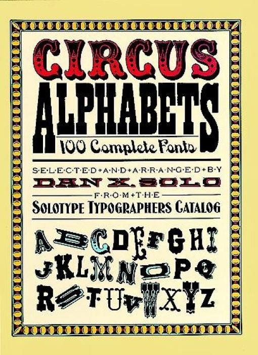 Circus Alphabets als Taschenbuch