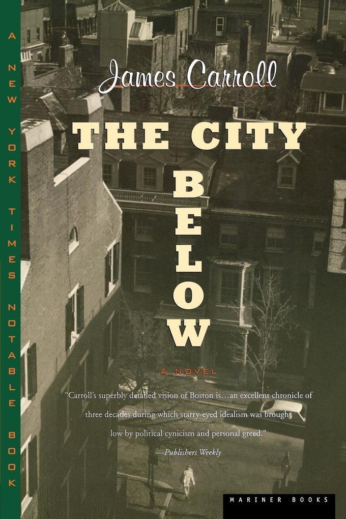 The City Below als Taschenbuch