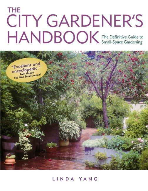 The City Gardener's Handbook: The Definitive Guide to Small-Space Gardening als Taschenbuch