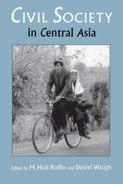 Civil Society in Central Asia als Taschenbuch