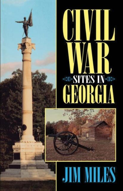 Civil War Sites in Georgia als Taschenbuch