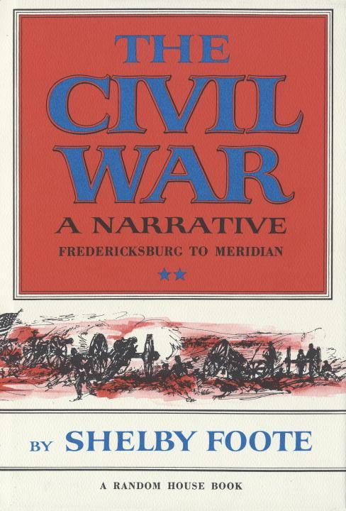 The Civil War: A Narrative als Buch