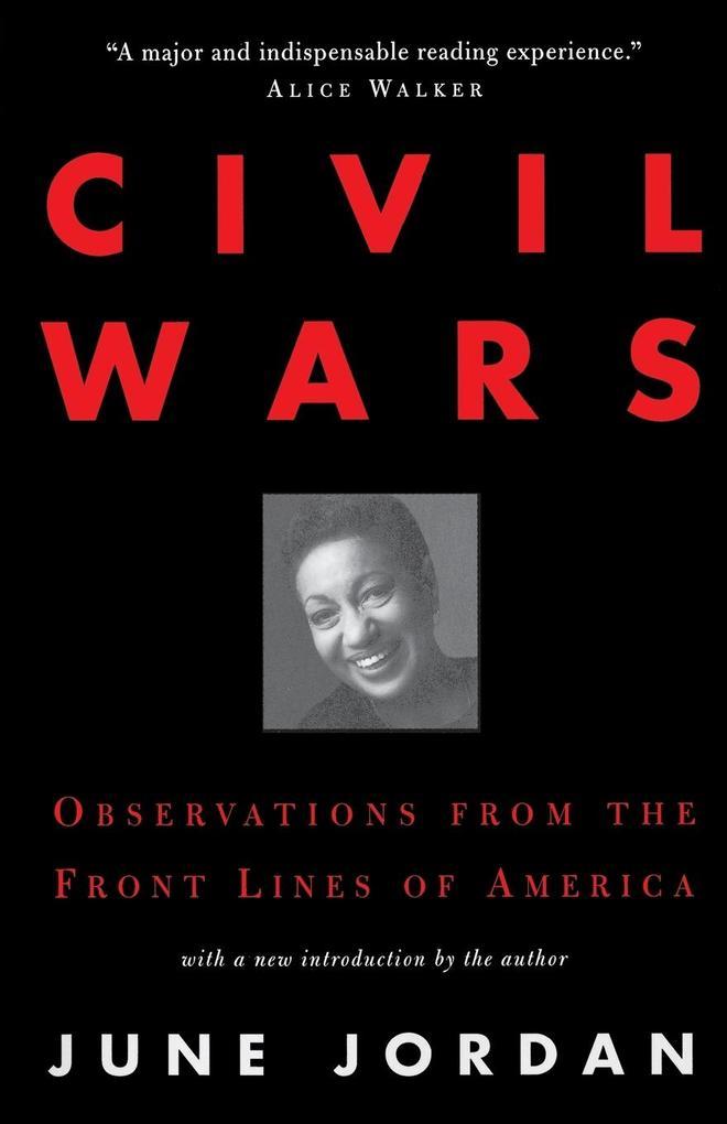 Civil Wars als Buch