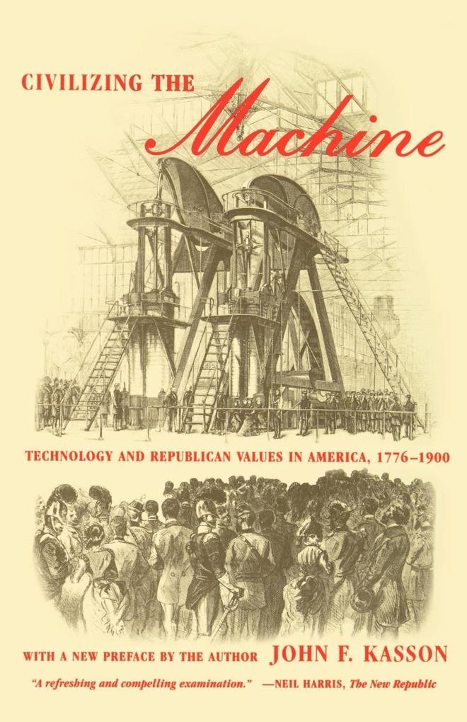 Civilizing the Machine als Taschenbuch
