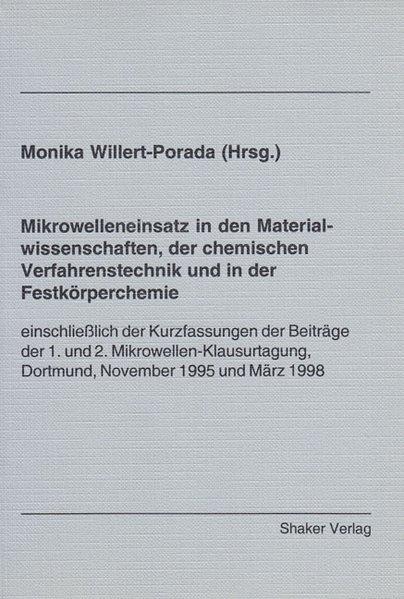 Mirkowelleneinsatz in den Materialwissenschafte...