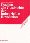 Quellen zur Geschichte der industriellen Revolution