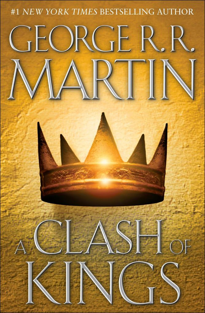 A Clash of Kings: A Song of Ice and Fire: Book Two als Buch