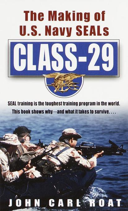 Class-29: The Making of U.S. Navy Seals als Taschenbuch
