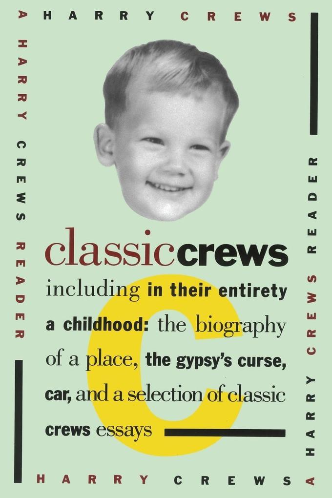 Classic Crews als Buch