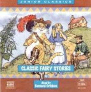 Classic Fairy Stories als Hörbuch