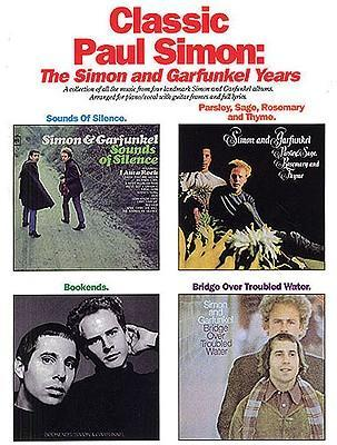 Classic Paul Simon - The Simon and Garfunkel Years als Taschenbuch