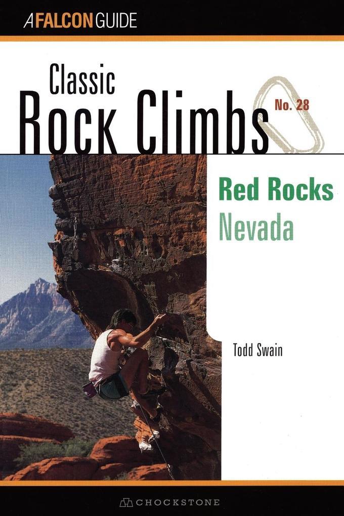 Classic Rock Climbs als Taschenbuch