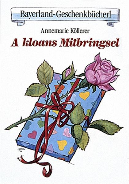 A kloans Mitbringsl als Buch