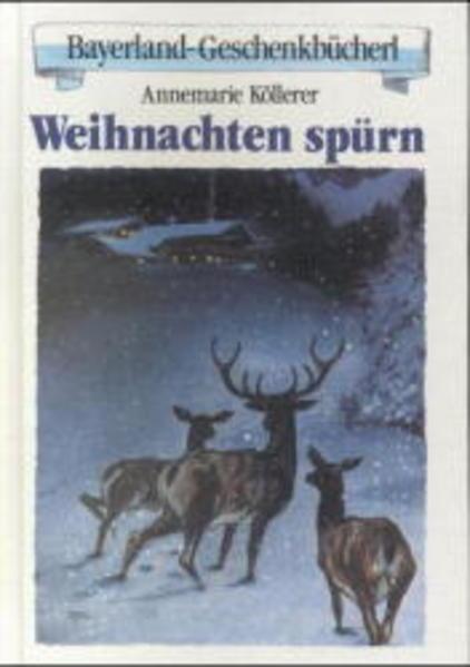 Weihnachten spürn als Buch