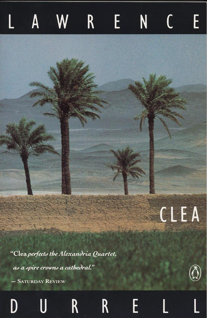 Clea als Taschenbuch