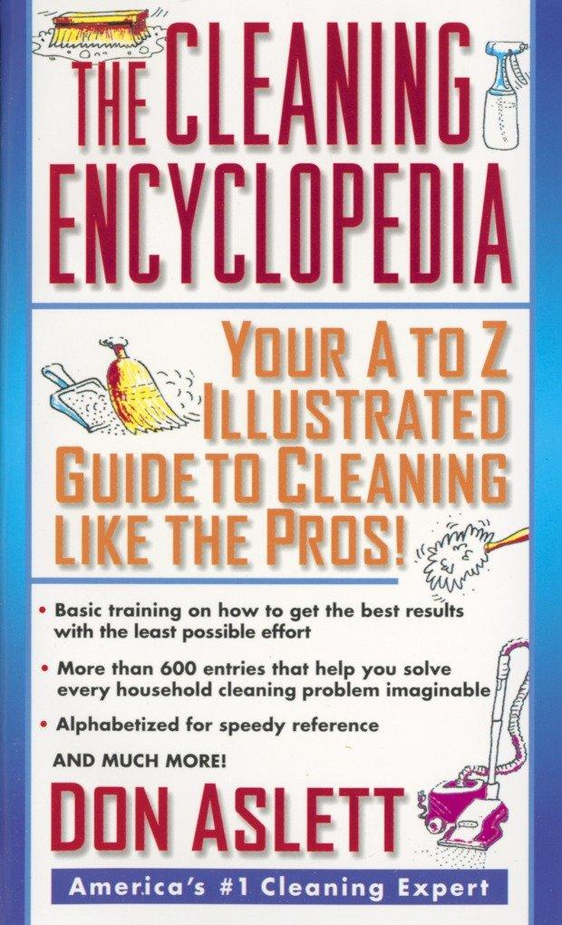 The Cleaning Encyclopedia als Taschenbuch