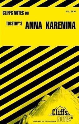 Tolstoy's Anna Karenina als Taschenbuch