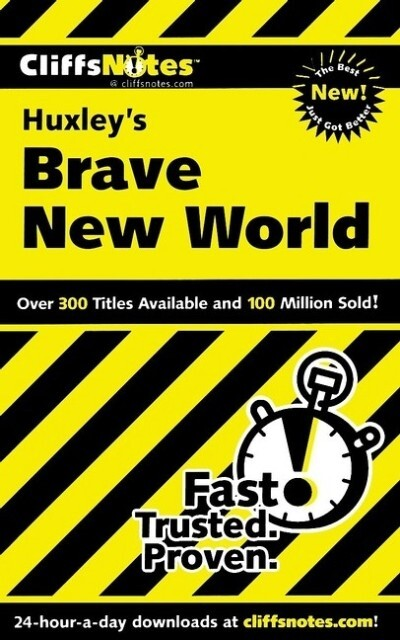 Brave New World als Buch
