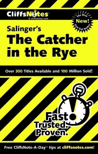 Catcher in the Rye als Buch