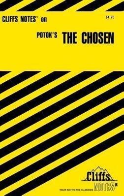 Cliffsnotes on Potok's the Chosen als Taschenbuch