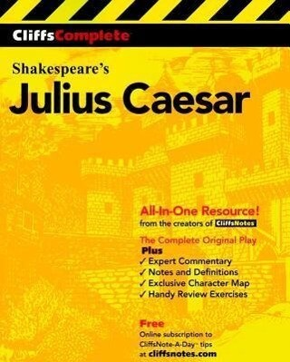 Cliffscomplete Julius Caesar als Taschenbuch