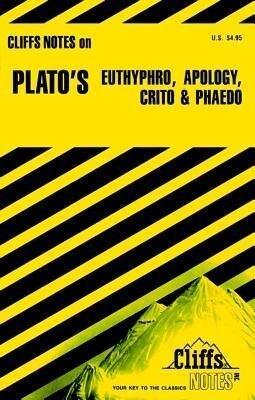 Plato's Euthyphro, Apology, Crito and Phaedo als Taschenbuch