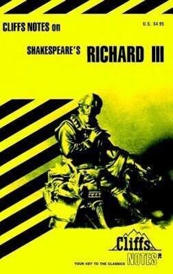 Richard III: Notes als Taschenbuch