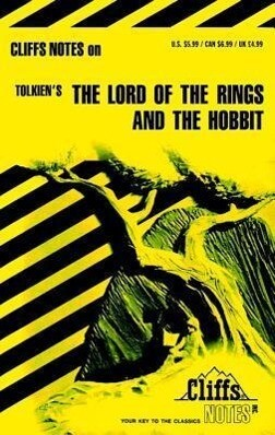 Tolkiens Lord Rings and Hobbit als Buch